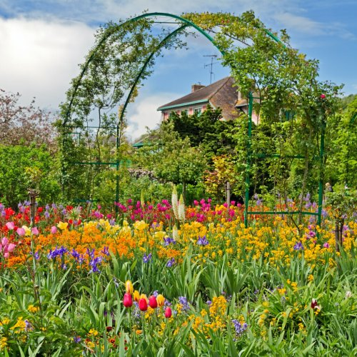 Monet's Gardens Reopening Today In Giverny, France - TravelAwaits
