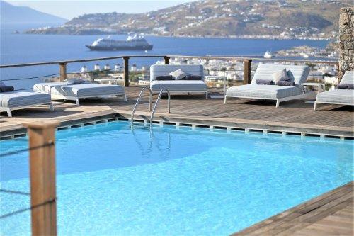 6 Fabulous Boutique Hotels On Mykonos And Santorini