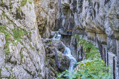 Tipps für die wilde Höllentalklamm am Fuß der Zugspitze
