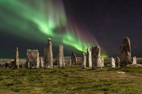 Wo und wann kann ich Polarlichter sehen und wie entstehen sie?