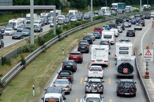 Staugefahr! Wo es am Wochenende auf Autobahnen voll wird