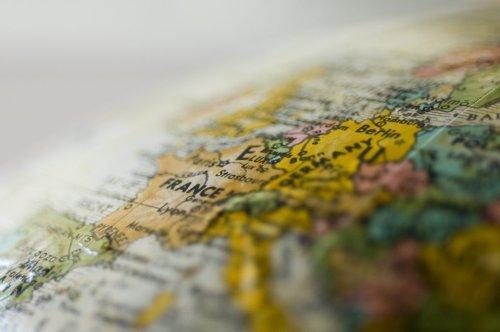 Wie gut kennst du die Ländergrenzen in Europa?