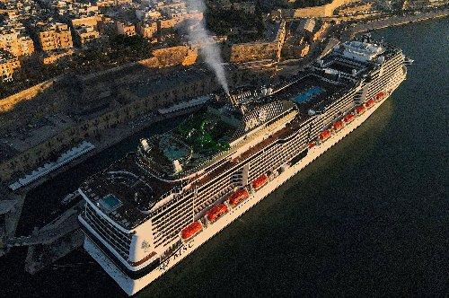 MSC Cruises bietet ab Juni Kreuzfahrten von Deutschland aus an