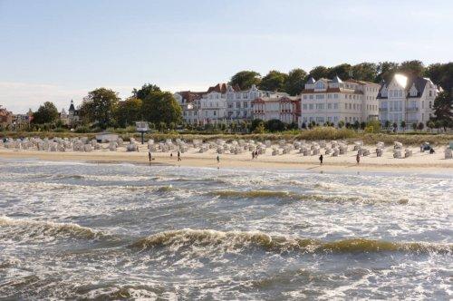 Usedom ist auch im Oktober unbedingt einen Besuch wert