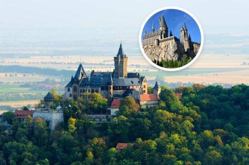 Wernigerode – das deutsche Hogwarts im Harz
