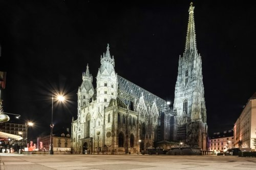 Die schaurigen Geheimnisse unter Wiens bekanntester Kirche