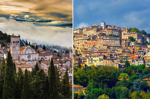 Die besten Reisetipps für Perugia und Assisi in Italien - TRAVELBOOK