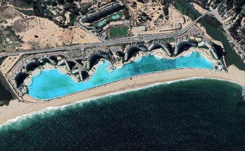 Der größte Pool der Welt ist mehr als einen Kilometer lang- TRAVELBOOK