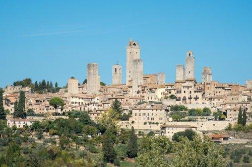 """""""Manhattan des Mittelalters"""" – die besten Sehenswürdigkeiten in San Gimignano"""