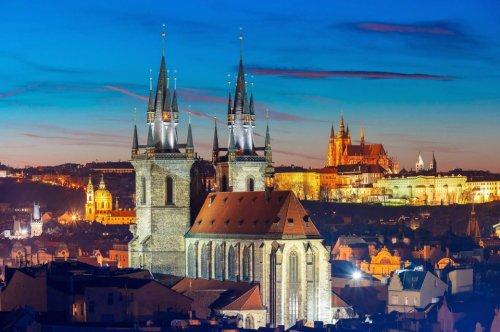 Die besten Sehenswürdigkeiten in Prag