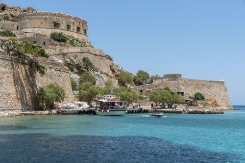 Spinalonga – griechische Insel mit brutaler Vergangenheit
