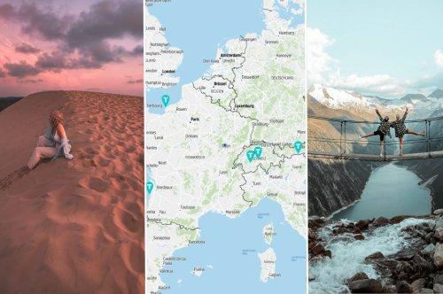 »5 Orte auf unserem Europa-Roadtrip, die uns besonders fasziniert haben