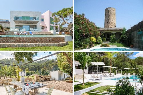 9 außergewöhnliche Fincas zum Mieten auf Mallorca