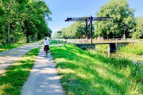 Tipps für eine Radtour am Nordhorn-Almelo-Kanal