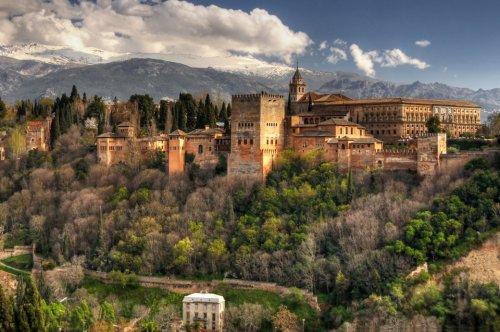 In welcher Stadt steht dieser Palast?
