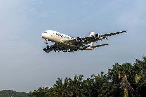 Malaysia Airlines retires the Airbus A380 fleet in coming months