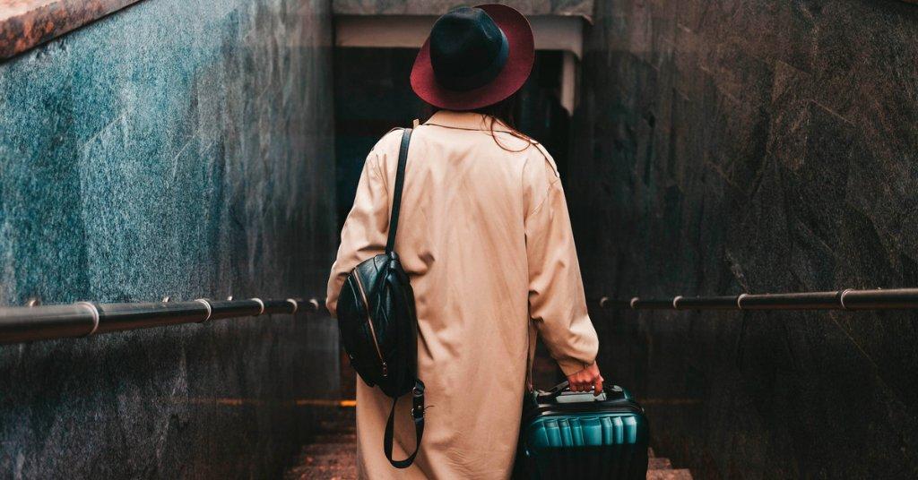 Condé Nast Traveler - cover