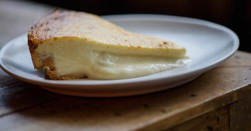 Carta de amor a la tarta de queso del restaurante Fismuler