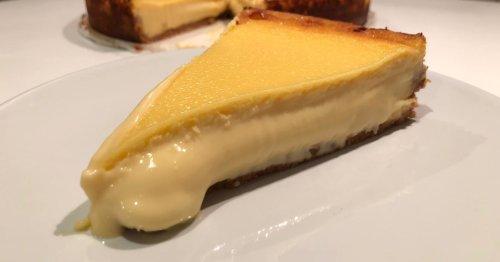 La tarta de queso que enamora a los madrileños