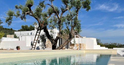 Vacaciones en blanco y azul en La Puglia