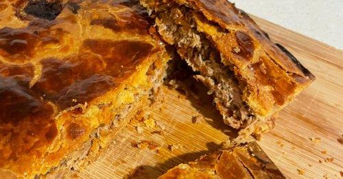 La empanada viajera que va de Galicia a tu mesa
