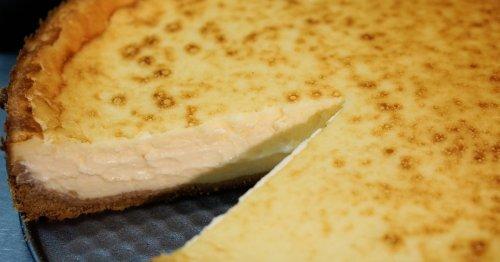 La historia y la receta de la Mejor tarta de queso de España