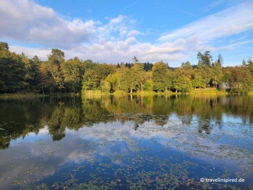 Taunus Ausflug: Wandern und Radfahren im Herbst - Travelinspired