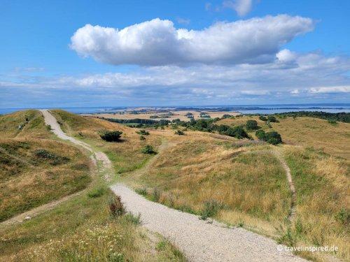 Dänemark: Wandern im Mols Bjerge Nationalpark