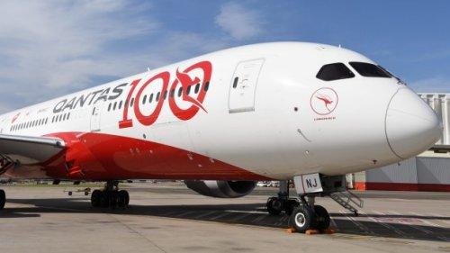 Record breaker: Qantas rescue flight to be airline's longest ever