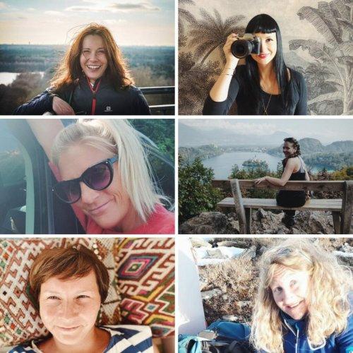 Allein reisen durch Europa: 6 Frauen, 6 Abenteuer