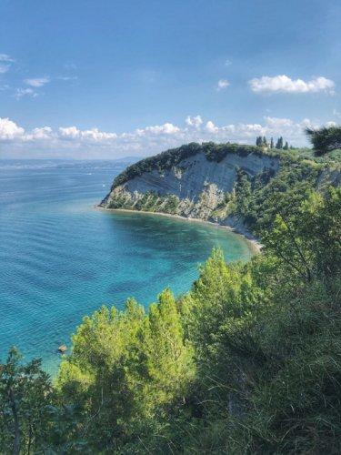 Slowenien Urlaub am Meer: Piran & Moon Bay (Tag 7/7)