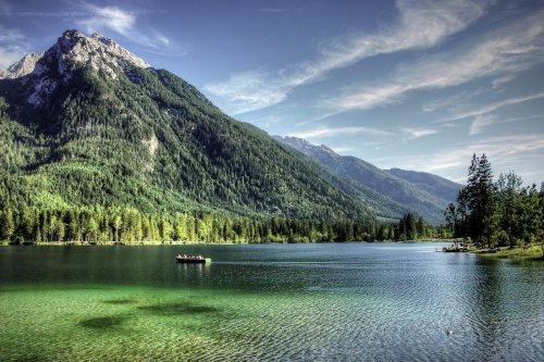 Die 15 schönsten Seen in Bayern