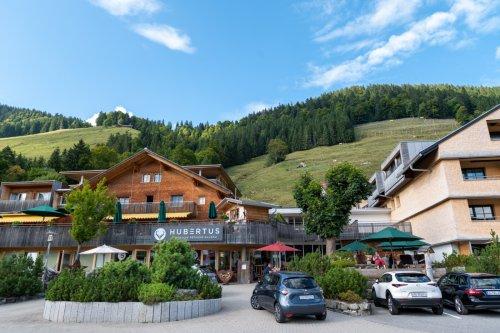 Ein echter Rückzugsort: Das HUBERTUS Mountain Refugio Allgäu