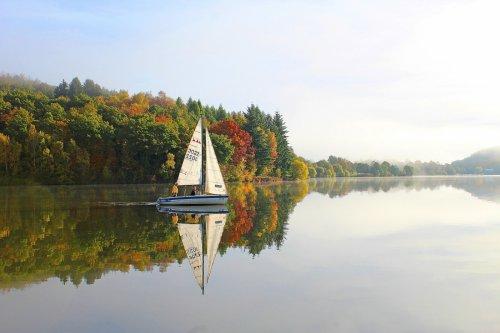Die 27 schönsten Seen in Deutschland
