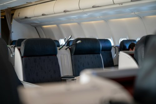 Turkish Airlines Business Class A330-300