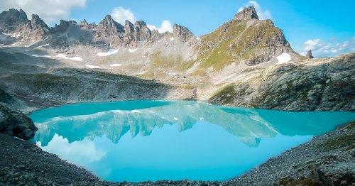5-Seen-Wanderung Pizol und RagARTz – ein perfektes Wochenende im Heidiland