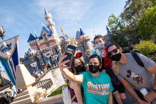 Disney Parks To Ease Mask Mandates and Raise Capacities