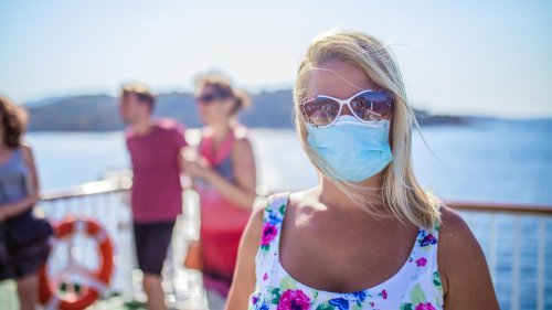 CDC Updates Mask Guidance, Shore Excursion Rules