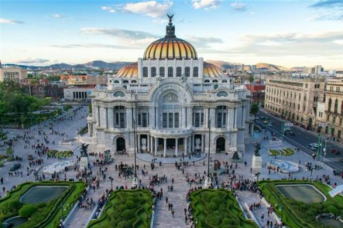 A Travel Guide To Mexico City for First Timers