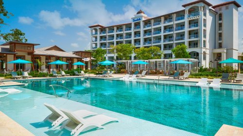 Signature Tranquility Collection Arrives at Sandals Royal Barbados' South Seas Village