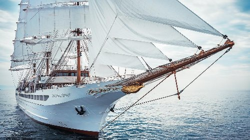 Maiden Voyage for New Sea Cloud Spirit Set for September