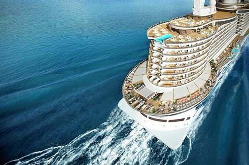 NCL Unveils More Details for New Ship, the Norwegian Prima