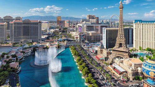 Las Vegas Hits Jackpot With Tourism Recovery Efforts