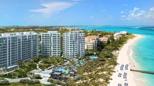Ritz-Carlton Opens in Turks and Caicos