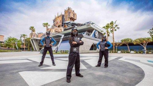 Disney's Avengers Campus Unveils Cast Member Uniforms