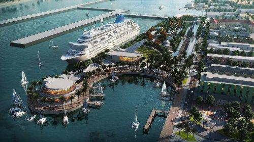 Nassau Cruise Port Preparing for First Homeport Ships