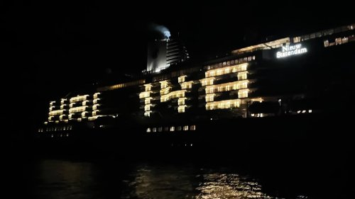 Holland America Line Lightheartedly Marks 148 Years