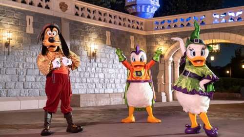 New After Hours 'BOO BASH' Event Coming to Walt Disney World This Fall
