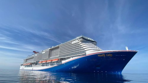 Carnival Showcases Eco-Friendly Fuel Technology on Two New Ships