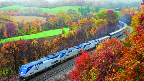 America Needs Its Rail System Back